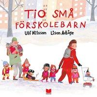 bokomslag Tio små förskolebarn