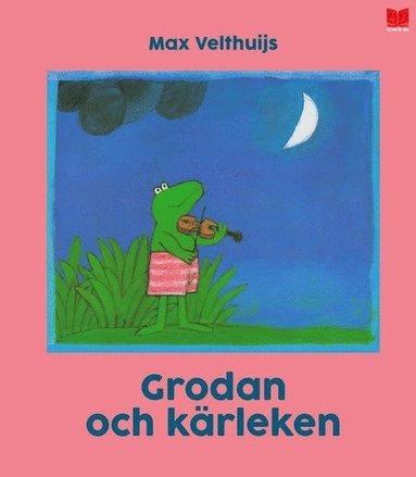 bokomslag Grodan och kärleken