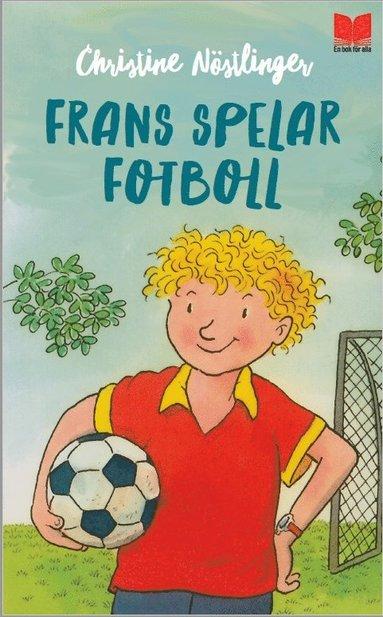 bokomslag Frans spelar fotboll