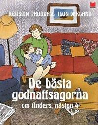bokomslag De bästa godnattsagorna om Anders, nästan 4