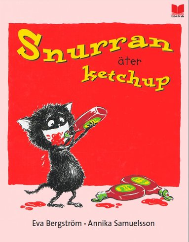 bokomslag Snurran äter ketchup