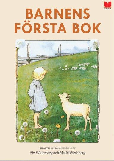 bokomslag Barnens första bok