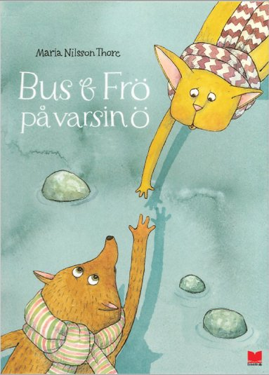 bokomslag Bus & Frö på varsin ö