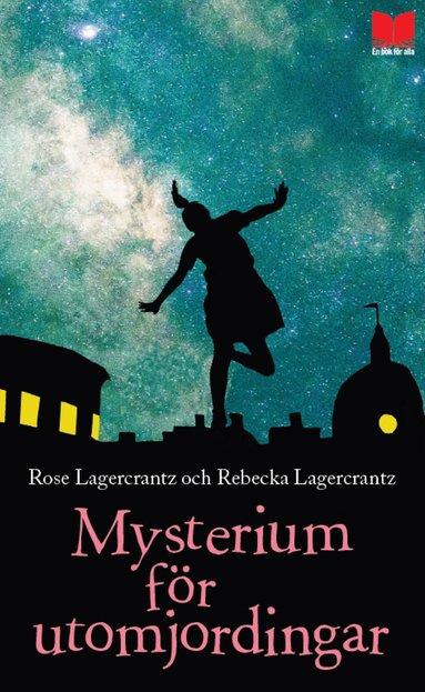 bokomslag Mysterium för utomjordingar