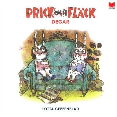bokomslag Prick och Fläck degar