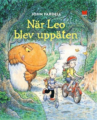 bokomslag När Leo blev uppäten