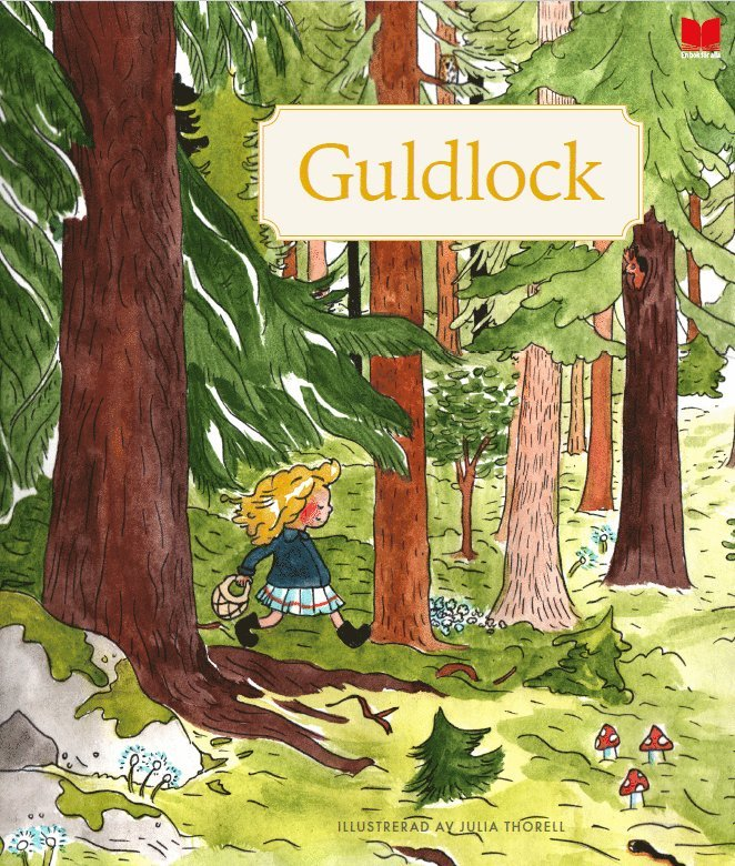 Guldlock 1