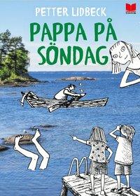 bokomslag Pappa på Söndag