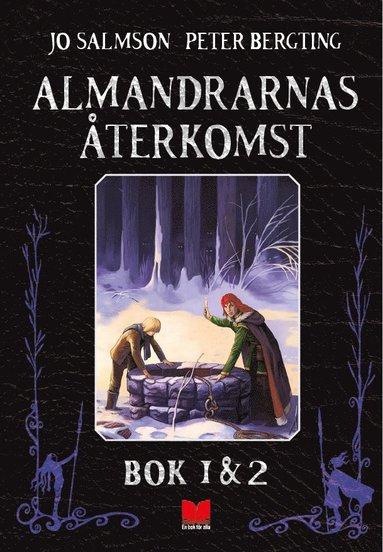 bokomslag Almandrarnas återkomst Bok 1 & 2