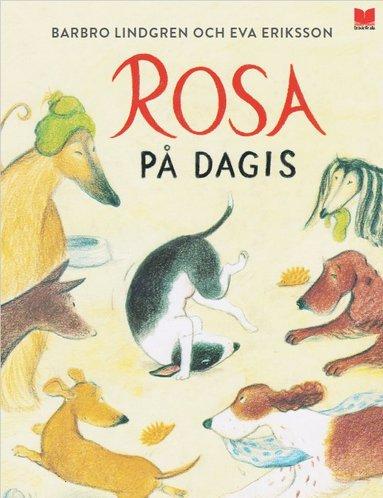 bokomslag Rosa på dagis