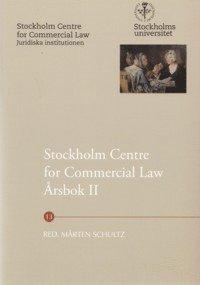 bokomslag Stockholm Centre for Commercial Law årsbok. 2