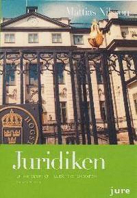 bokomslag Juridiken : en introduktion till rättsvetenskapen