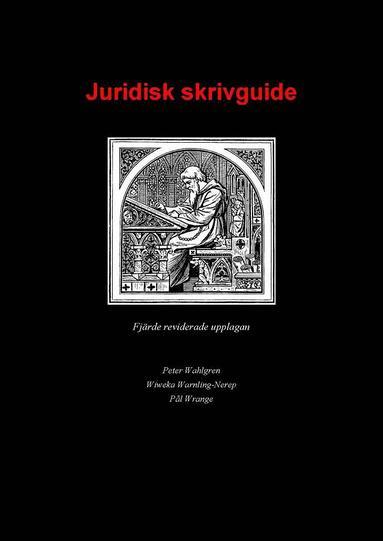 bokomslag Juridisk skrivguide
