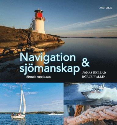 bokomslag Navigering och sjömanskap