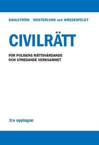 bokomslag Civilrätt - För polisens rättsvårdande och utredande verksamhet