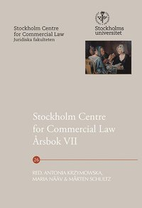bokomslag Stockholm Centre for Commercial Law årsbok 7
