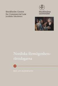 bokomslag Nordiska förmögenhetsrättsdagarna
