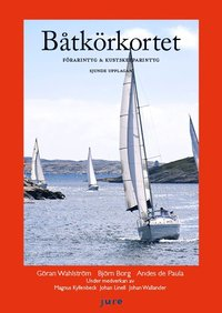 bokomslag Båtkörkortet - Förarintyg & kustskepparintyg