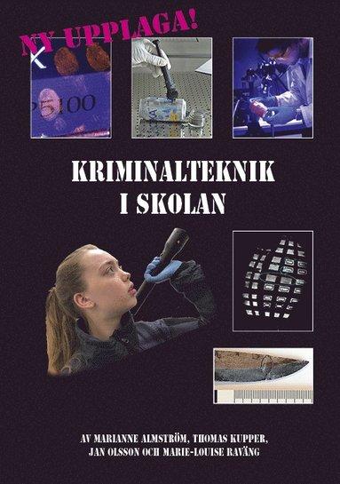 bokomslag Kriminalteknik i skolan