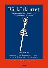 bokomslag Båtkörkortet övningsbok - Övningsbok för förarintyg och kustskepparintyg