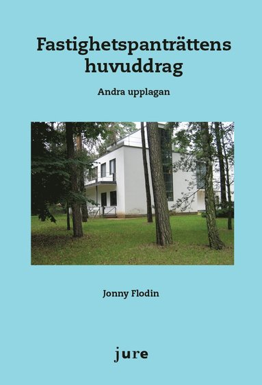 bokomslag Fastighetspanträttens huvuddrag