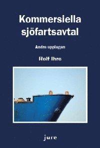 bokomslag Kommersiella sjöfartsavtal