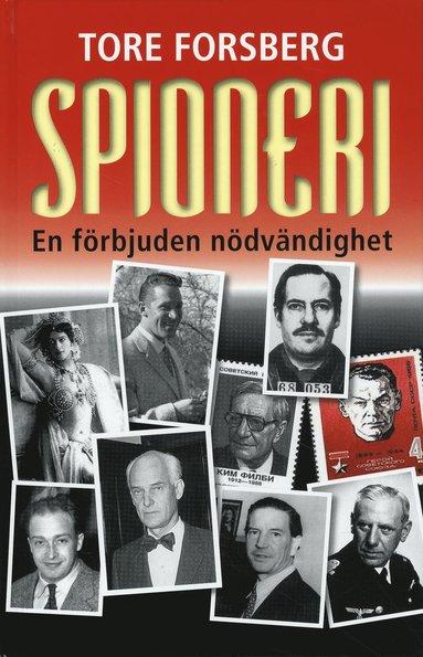 bokomslag Spioneri : en förbjuden nödvändighet