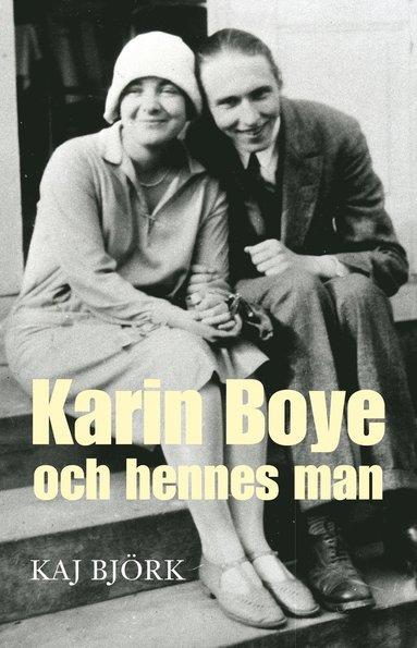 bokomslag Karin Boye och hennes man