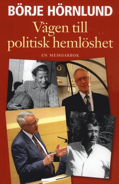 bokomslag Vägen till politisk hemlöshet
