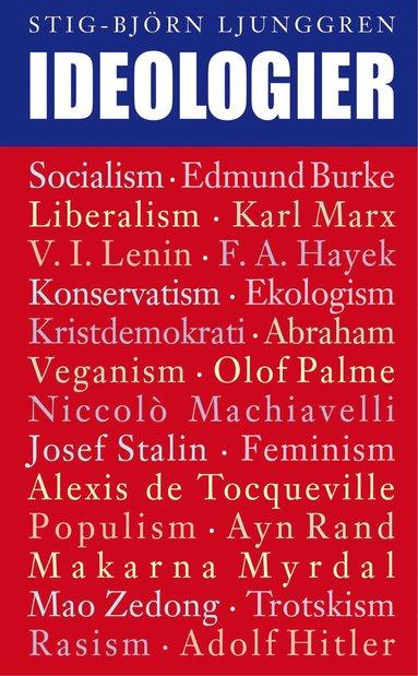 bokomslag Ideologier