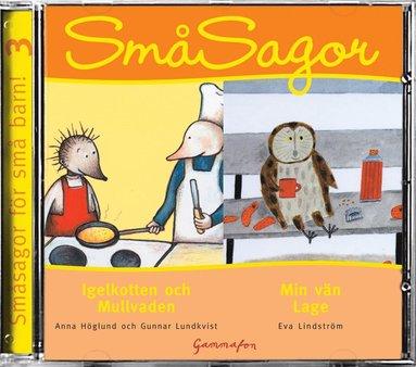 bokomslag Småsagor 3