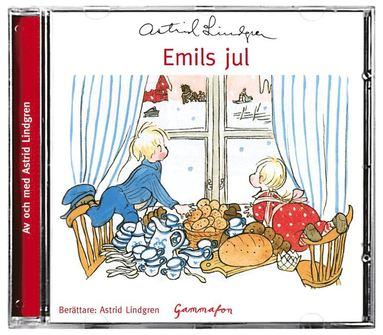 bokomslag Emils jul