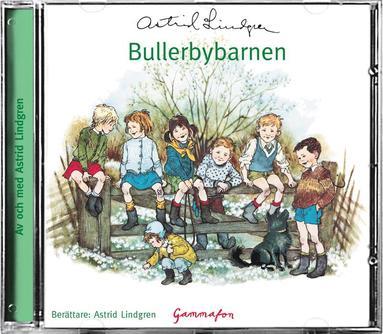 bokomslag Bullerbybarnen