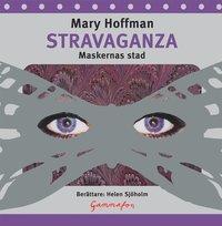bokomslag Stravaganza : maskernas stad