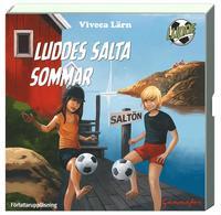 bokomslag Luddes salta sommar
