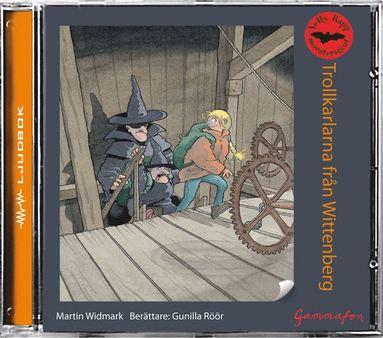 bokomslag Nelly Rapp och trollkarlarna från Wittenberg