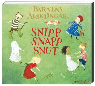 bokomslag Snipp Snapp Snut