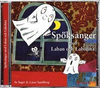bokomslag Spöksånger med Laban och Labolina