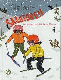 bokomslag Slalomsabotören