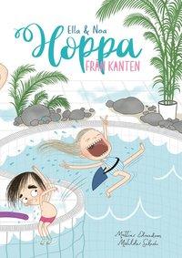 bokomslag Hoppa från kanten