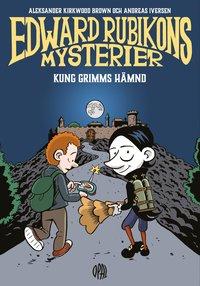 bokomslag Edward Rubikon : Kung Grimms hämnd