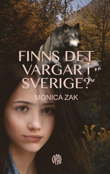 bokomslag Finns det vargar i Sverige?