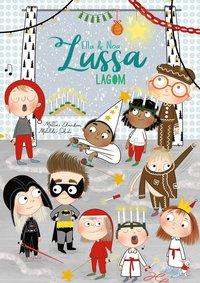 bokomslag Lussa lagom