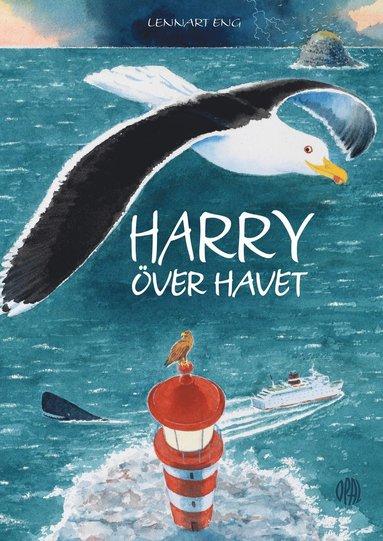 bokomslag Harry över havet