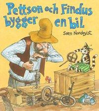 bokomslag Pettson och Findus bygger en bil