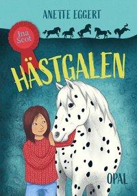 bokomslag Hästgalen