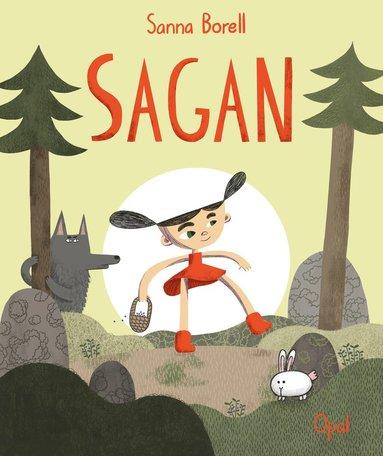 bokomslag Sagan