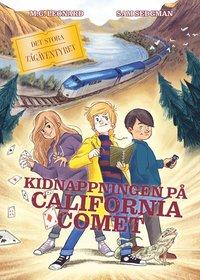 bokomslag Kidnappningen på California Comet