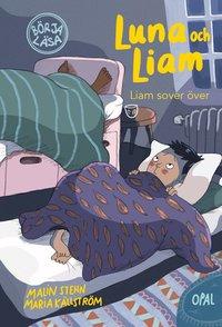 bokomslag Liam sover över