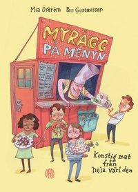 bokomslag Myrägg på menyn : konstig mat från hela världen